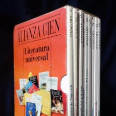 Libros de segunda mano: ALIANZA CIEN   VARIOS AUTORES   ALIANZA EDITORIAL 1993/94. Lote 93723265