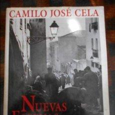 Libros de segunda mano: NUEVAS ESCENAS MATRITENSES. CAMILO JOSE CELA. CIRCULO DE LECTORES, 1988. CON FOTOGRAFIAS DE ENRIQUE . Lote 94296026