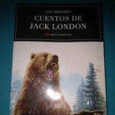 Libros de segunda mano: LOS MEJORES CUENTOS DE JACK LONDON MESTAS EDICIONES. Lote 94598875