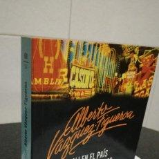 Libros de segunda mano: 15-ALI EN EL PAIS DE LAS MARAVILLAS, ALBERTO VAZQUEZ FIGUEROA, 2005. Lote 94828295