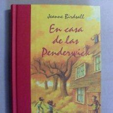 Libros de segunda mano: EN CASA DE LAS PENDERWICK / JEANNE BIRDSALL / 1ª EDICIÓN 2009. Lote 182960508