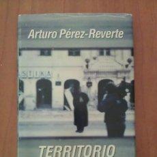 Libros de segunda mano: 1994 TERRITORI COMANCHE - CÍRCULO DE LECTORES. Lote 95044199