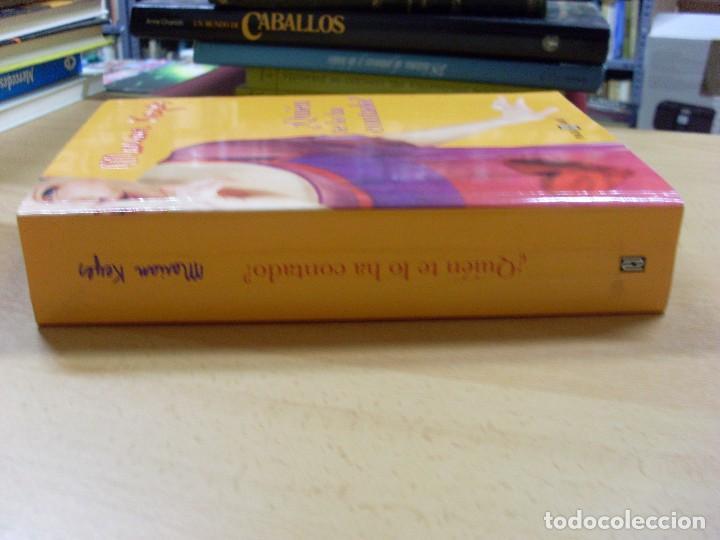 Libros de segunda mano: ¿QUIEN TE LO HA CONTADO? / Marian Keyes / 1ª edición 2004 - Foto 2 - 95209503