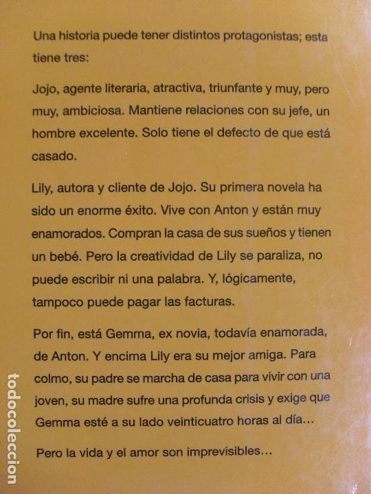 Libros de segunda mano: ¿QUIEN TE LO HA CONTADO? / Marian Keyes / 1ª edición 2004 - Foto 3 - 95209503