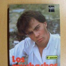 Libros de segunda mano: LOS MUCHACHOS DE DUBLÍN / JEAN CLAUDE ALAIN / 4ª EDICIÓN 1985. Lote 95210215