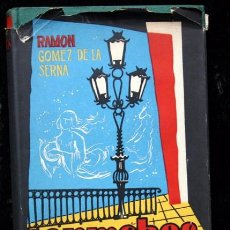 Libros de segunda mano: CAPRICHOS - RAMON GOMEZ DE LA SERNA - 1956 - AHR - CON SOBRECUBIERTA. Lote 95373119