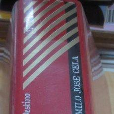 Libros de segunda mano: OBRA COMPLETA TOMO 7 CAMILO JOSÉ CELA EDIT DESTINO AÑO 1969. Lote 95605907