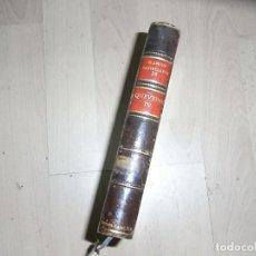 Libros de segunda mano: CLASICOS CASTELLANOS Nº 58, QUEVEDO T.IV, OBRAS SATIRICAS Y FESTIVAS, ESPASA CALPE, 1937. Lote 95821775