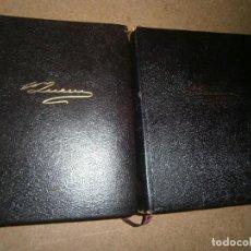 Libros de segunda mano: LIBROS AUTORES OBRAS COMPLETAS - JOSE MARIA ECA DE QUEIROZ OBRAS COMPLETAS AGUILAR 1959 -1960. Lote 95834683