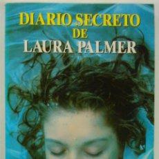 Libros de segunda mano: DIARIO SECRETO DE LAURA PALMER -TWIN PEAKS -JENNIFER LYNCH. Lote 95835811