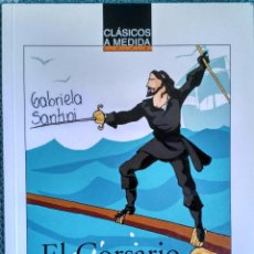 Libros de segunda mano: EL CORSARIO NEGRO - EMILIO SALGARI - ANAYA. Lote 95839915
