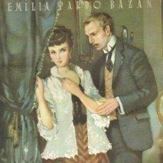 Libros de segunda mano: INSOLACIÓN. EMILIA PARDO BAZÁN.. Lote 95927319