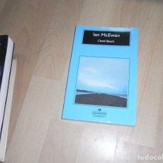 Libros de segunda mano: IAN MCEWAN, CHESIL BEACH, ANAGRAMA,480. Lote 96045223