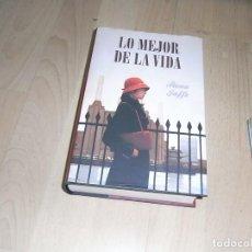 Libros de segunda mano: ROMA JAFFE, LO MEJOR DE LA VIDA, LUMEN. Lote 96045903