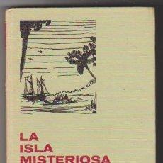 Libros de segunda mano: HISTORIAS SELECCIÓN. LA ISLA MISTERIOSA. BRUGUERA 1973.. Lote 96074291
