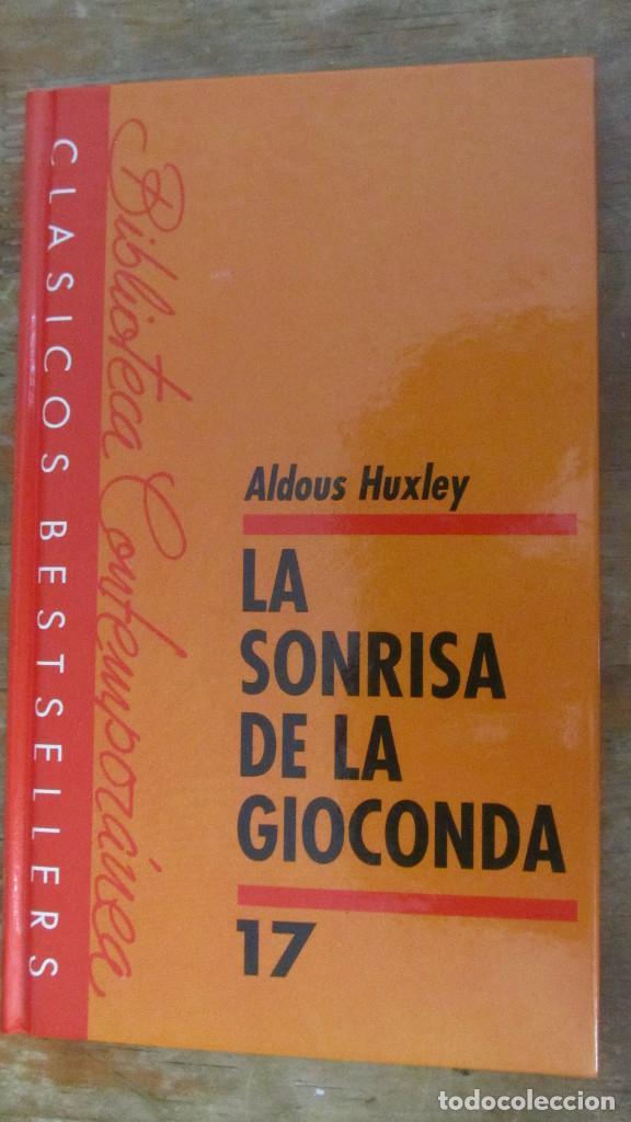 La Sonrisa De La Gioconda De Aldous Huxley Lui Comprar En Todocoleccion 96333071