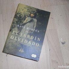 Libros de segunda mano: KATE MORTON, EL JARDIN OLVIDADO, SUMA. Lote 96389407