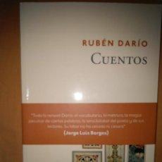 Libros de segunda mano: RUBEN DARIO CUENTOS EITORIAL NAVONA NUEVO. Lote 96406787