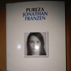 Libros de segunda mano: JONATHAN FRANZEN PUREZA SALAMANDRA . Lote 96406791