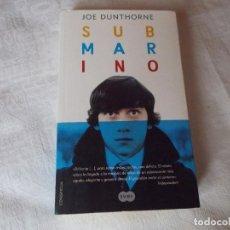 Libros de segunda mano: SUBMARINO JOE DUNTHORNE. Lote 96491599