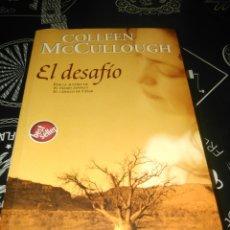 Libros de segunda mano: EL DESAFÍO , COLEEN , TAPA BLANDA. Lote 97643492