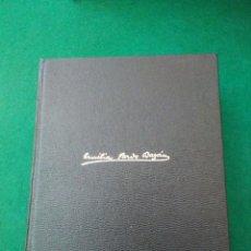 Libros de segunda mano: EMILIA PARDO BAZAN - OBRAS COMPLETAS - TOMO II. Lote 97763687