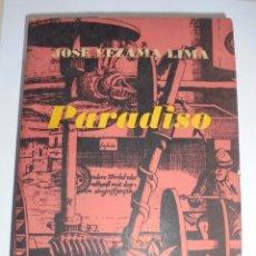 Libros de segunda mano: JOSE LEZAMA LIMA. PARADISO. HABANA. EDICIONES CONTEMPORANEAS. 1966. 1º EDICION. MUY BUEN ESTADO. Lote 98198039