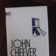 Libros de segunda mano: JOHN CHEEVER - LA GEOMETRIA DEL AMOR - EMECÉ TAPA DURA. Lote 98527643
