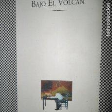 Libros de segunda mano: BAJO EL VOLCÁN, MALCOLM LOWRY, ED. TUSQUETS. Lote 98574071
