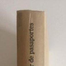 Libros de segunda mano: EL FALSIFICADOR DE PASAPORTES+CIOMA SCHÖNHAUS+GALAXIA GUTEMBERG, CÍRCULO DE LECTORES. Lote 98594555