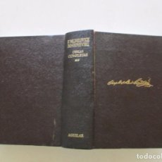 Libros de segunda mano: FIODOR MIJAILOVICH DOSTOYEVSKI. OBRAS COMPLETAS. TOMO II. (1866-1876). RM83259. . Lote 98603779