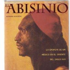 Libros de segunda mano: EL ABISINIO - JEAN CHRISTOPHER RUFIN - EDICIONES B 1999. Lote 98611455