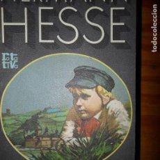 Libros de segunda mano: HERMANN LAUSCHER, HERMANN HESSE, ED. PLAZA Y JANÉS. Lote 98644527