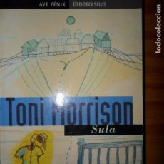 Libros de segunda mano: SULA, TONI MORRISON, ED. DEBOLSILLO. Lote 98644627