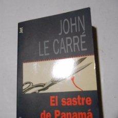 Libros de segunda mano: EL SASTRE DE PANAMÁ - JOHN LE CARRÉ - PLAZA & JANES - 1998 - PRIMERA EDICIÓN. Lote 98654611