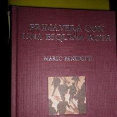 Libros de segunda mano: PRIMAVERA CON ESQUINA ROTA, MARIO BENEDETTÍ, ED. EDHASA. Lote 98692443