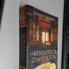 Libros de segunda mano: LA BIBLIOTECA DE LOS MUERTOS / GLENN COOPER / DEBOLSILLO 2011. Lote 98782527