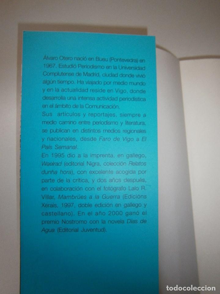 Libros de segunda mano: DE MAR Y DE MUERTE Alvaro Otero Ellago - Foto 7 - 98874671
