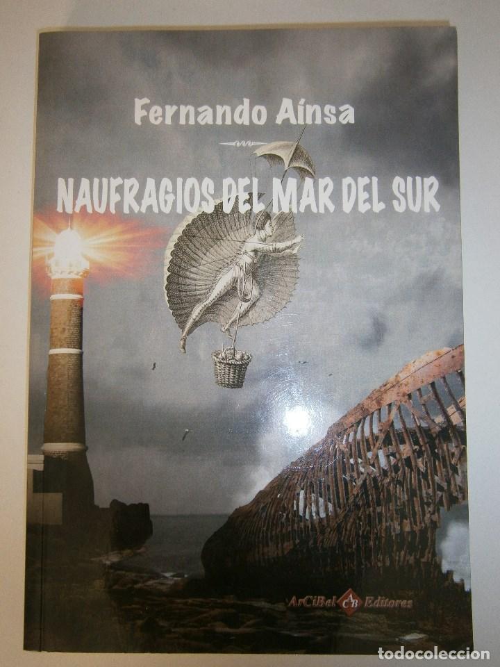 Libros de segunda mano: NAUFRAGIOS DEL MAR DEL SUR Francisco Tendero Fernandez ARCIBEL 2011 - Foto 2 - 98941839