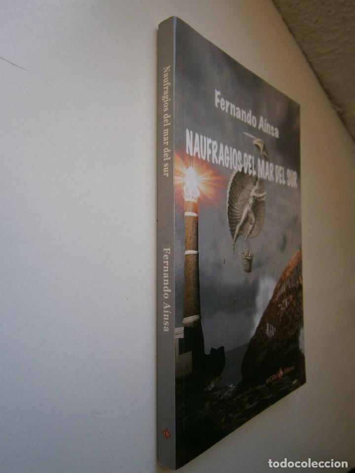 Libros de segunda mano: NAUFRAGIOS DEL MAR DEL SUR Francisco Tendero Fernandez ARCIBEL 2011 - Foto 3 - 98941839
