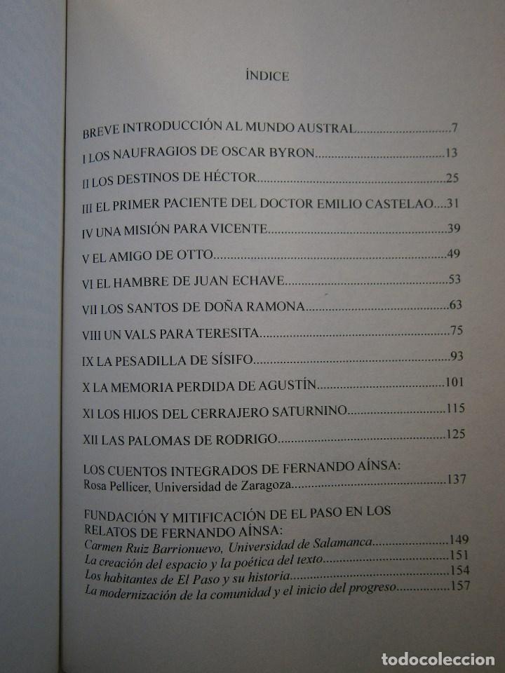 Libros de segunda mano: NAUFRAGIOS DEL MAR DEL SUR Francisco Tendero Fernandez ARCIBEL 2011 - Foto 8 - 98941839