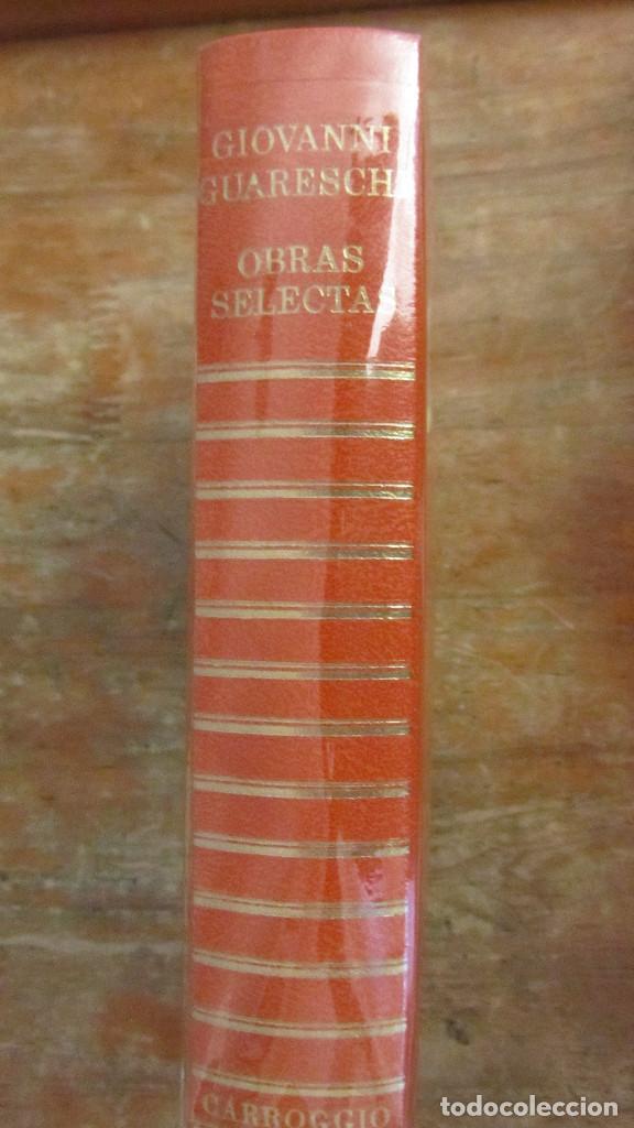 OBRAS SELECTAS DE GIOVANNI GUARESCHI (CARROGGIO) (Libros de Segunda Mano (posteriores a 1936) - Literatura - Narrativa - Otros)