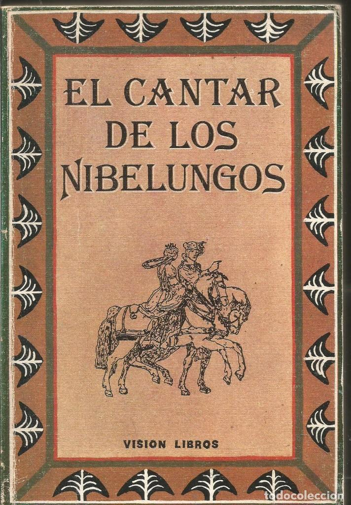 El Cantar De Los Nibelungos Vision Libros Sold Through Direct Sale 99887543
