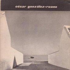 Libros de segunda mano: GONZALEZ-RUANO, CÉSAR: NUEVO DESCUBRIMIENTO DEL MEDITERRANEO.MADRID,AFRODISIO AGUADO1959.. Lote 99972579
