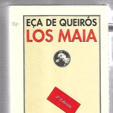 Libros de segunda mano: LOS MAIA. EÇA DE QUEIROS. 3ª EDICION.. EDITORIAL PRE-TEXTOS. PRECINTADO. Lote 100568523