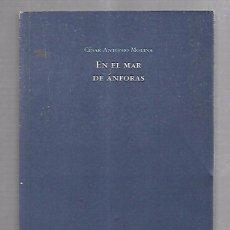 Libros de segunda mano: EN EL MAR DE ANFORAS. CESAR ANTONIO MOLINA. EDITORIAL PRE-TEXTOS. 2005. Lote 100569115