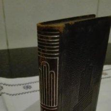 Libros de segunda mano: 98-NAUFRAGIOS, ALVAR NUÑEZ CABEZA DE VACA, CRISOL 98 . Lote 100712987