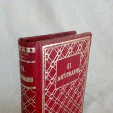 Libros de segunda mano: EL ANTICUARIO - WALTER SCOTT - COLECCIÓN FARO 1971. Lote 101048275