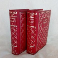 Libros de segunda mano: EL JUDÍO ERRANTE ( 2 TOMOS ) EUGENIO SUE - COLECCIÓN FARO 1971. Lote 101050343