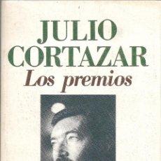 Libros de segunda mano: LOS PREMIOS. DE JULIO CORTÁZAR. PEDIDO MÍNIMO EN LIBROS: 4 TÍTULOS. Lote 97239343